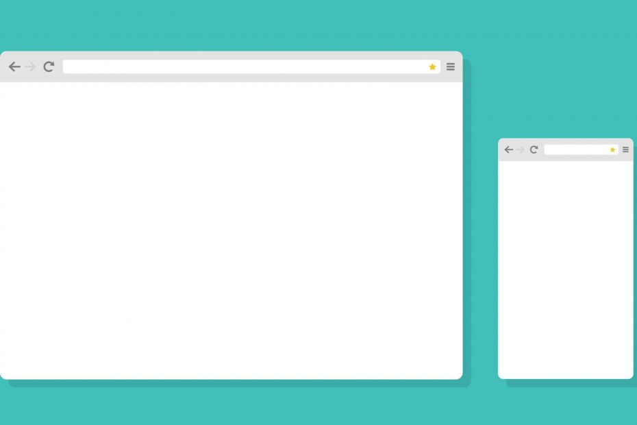 Thumbnail with illustration of two opened browsers